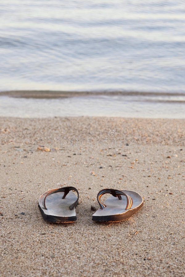 Download Shoes stock image. Image of beach, barefoot, fashion - 13170265