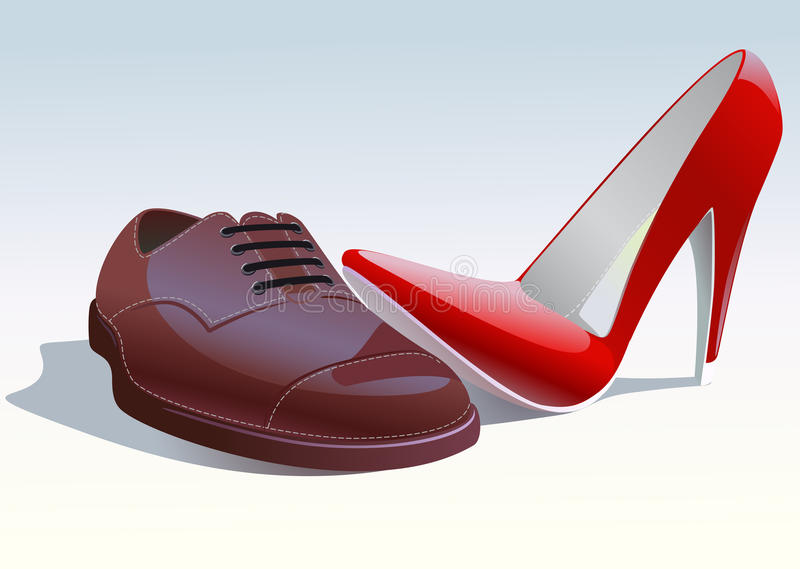 Shoes Royalty Free Stock Photos
