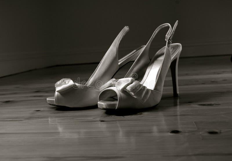 Download Shoes stock photo. Image of floor, sandals, nigh, wedding - 14270034