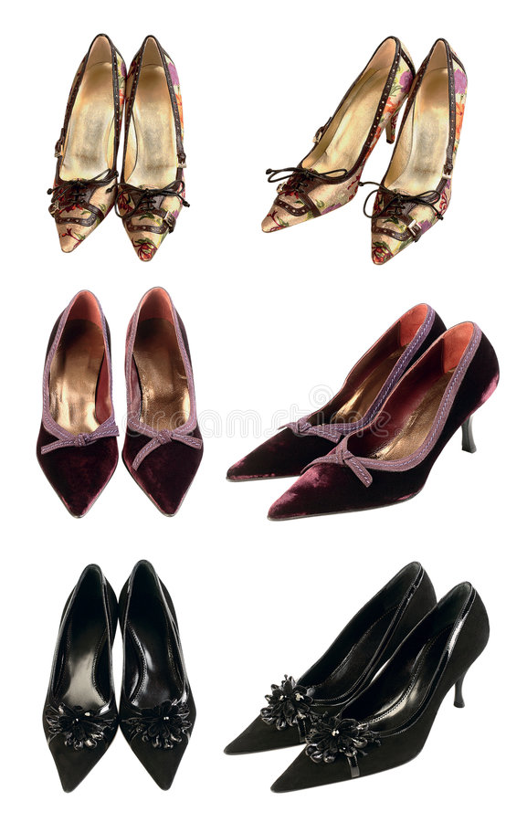 Download Shoes stock photo. Image of pretty, allure, classical - 2319258