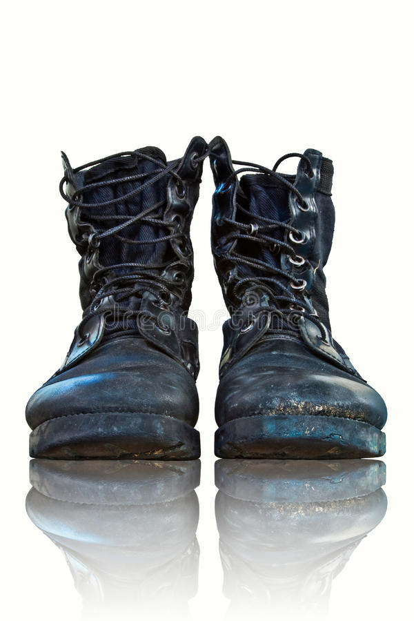 Free Shoes,combat Shoes Royalty Free Stock Photography - 17330307