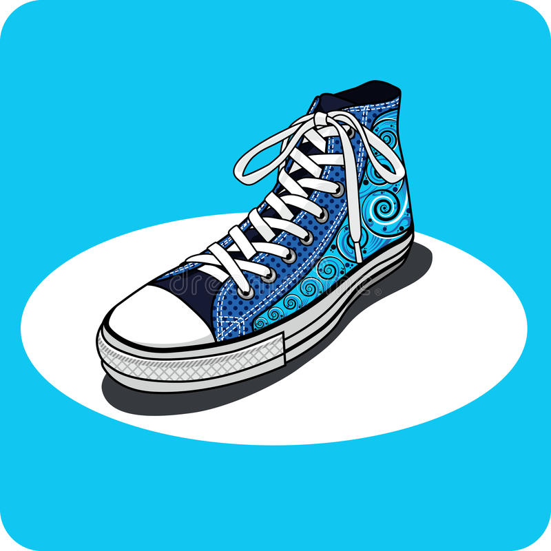 shoes converse all star stock illustration illustration of rh dreamstime com all star veterinary clinic surprise az all star veterinary clinic el paso