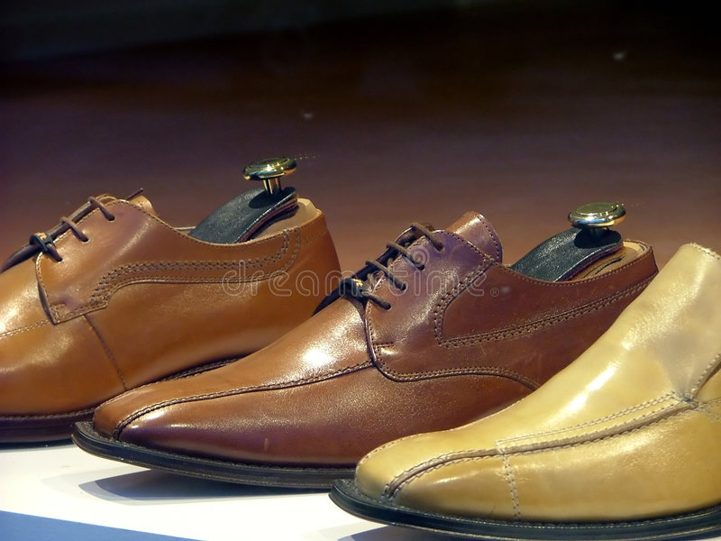Download Shoes on display stock image. Image of footwear, comfortable - 366671