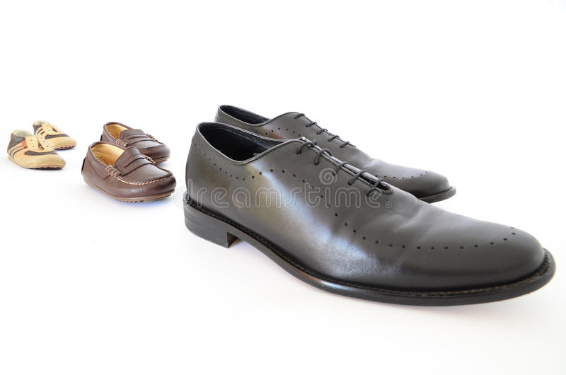 Download Shoes family stock image. Image of concept, shoes, family - 25530449