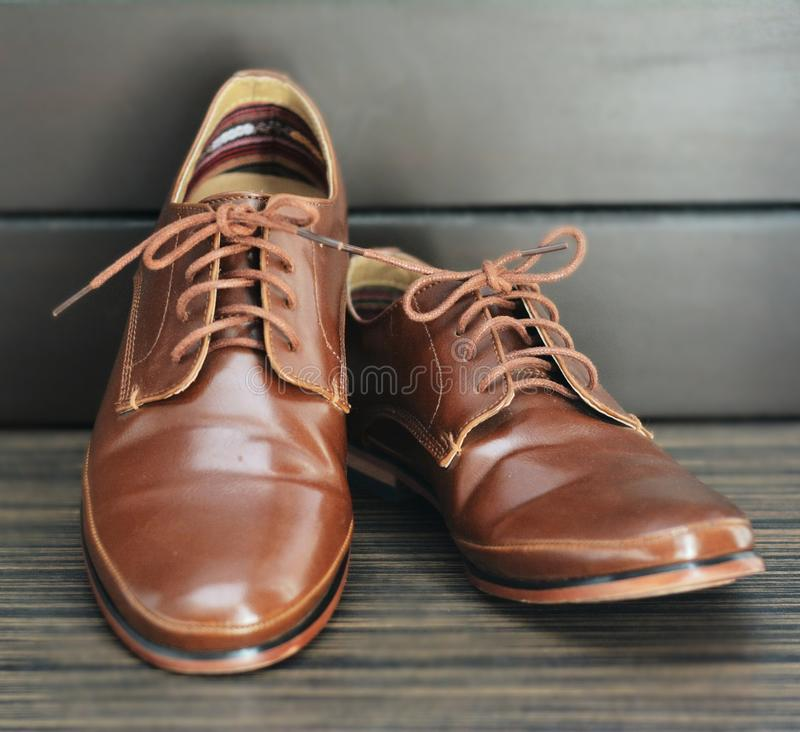 The Shoes royalty free stock photos