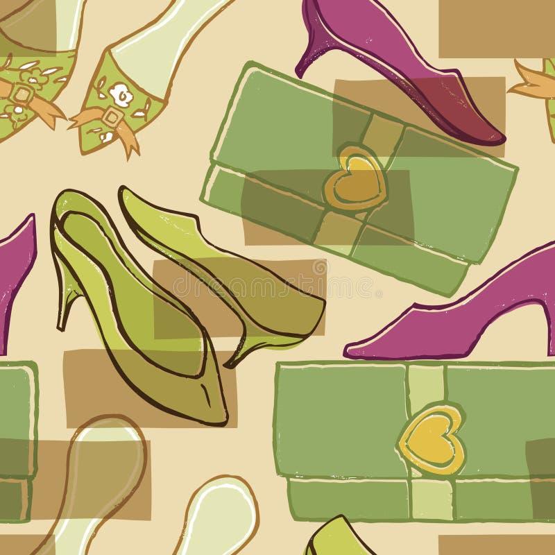 Free Shoes Handbags Fashion Accessories Stock Photo - 12659720