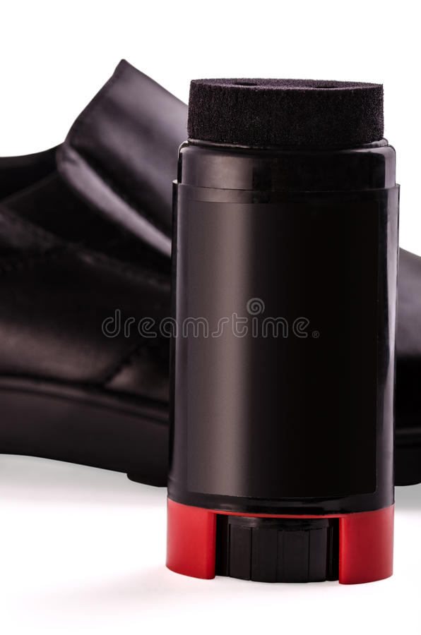 Download Shoes and shoe cream stock image. Image of objects, clean - 37530411