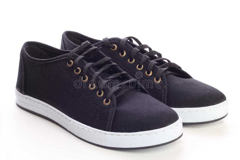 shoes sporten royaltyfria foton