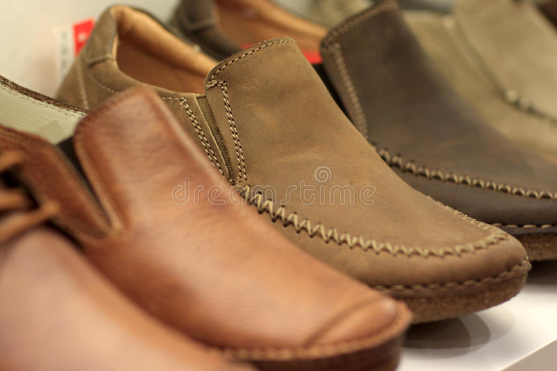 shoes suede royaltyfria foton
