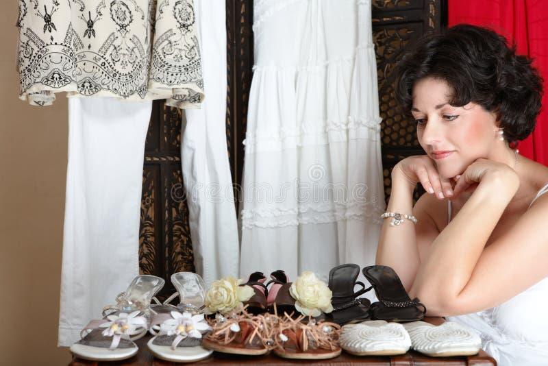 shoes woman στοκ εικόνες με δικαίωμα ελεύθερης χρήσης