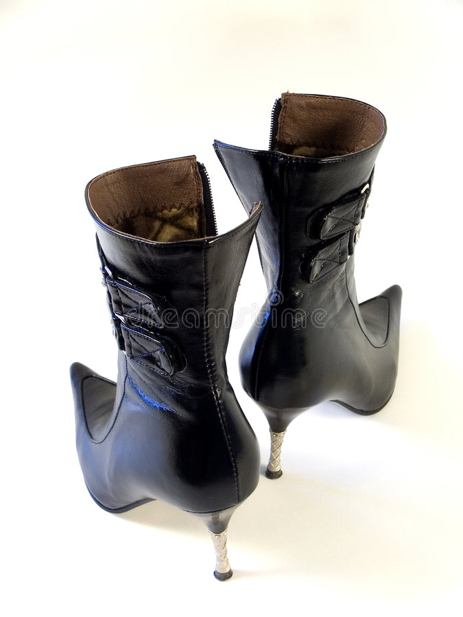 shoes woman arkivbilder
