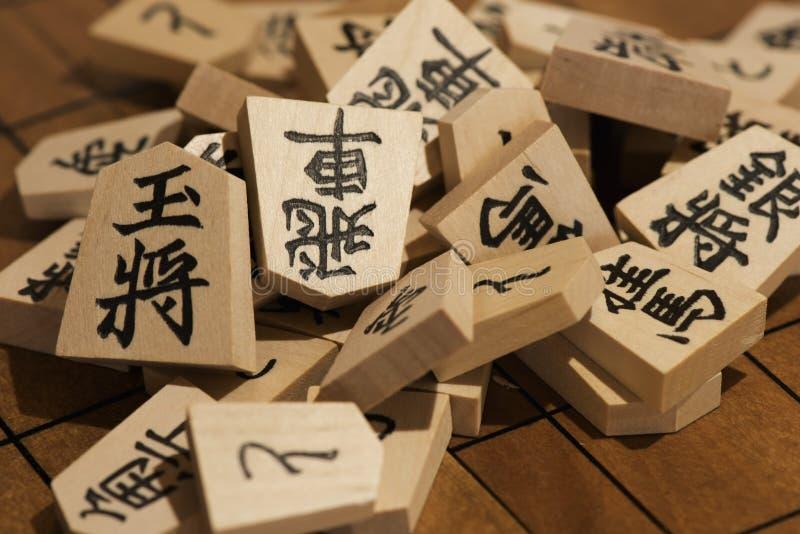 Shogi stockbilder