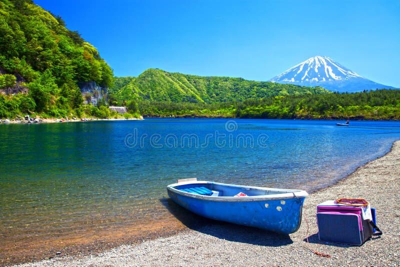 Shoji de lac photographie stock libre de droits