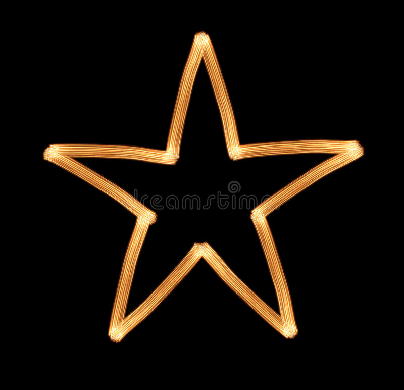 Download Shone a star. stock illustration. Illustration of symbols - 12677850