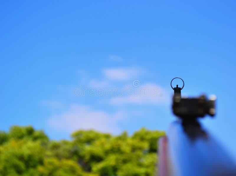 Shoot for the sky stock photos