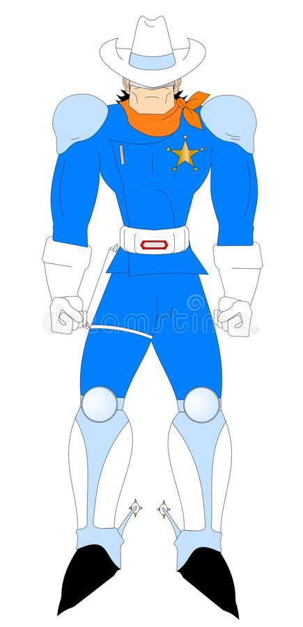 Download Shooter stock vector. Image of costume, dressed, boots - 16963023