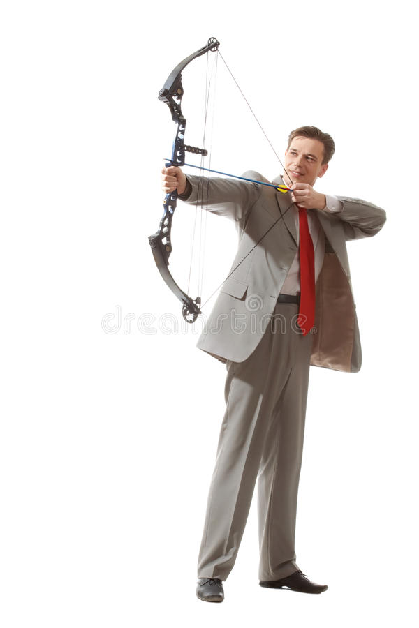 Download Shooter stock photo. Image of archery, chief, adult, masculine - 17595044