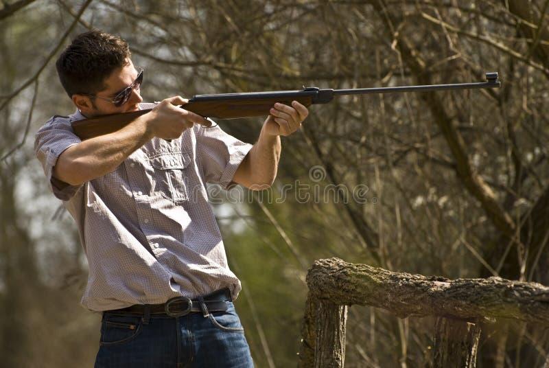 shooter στοκ φωτογραφία