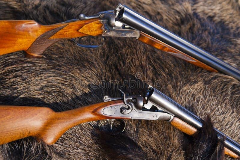 Shootgun стоковое изображение