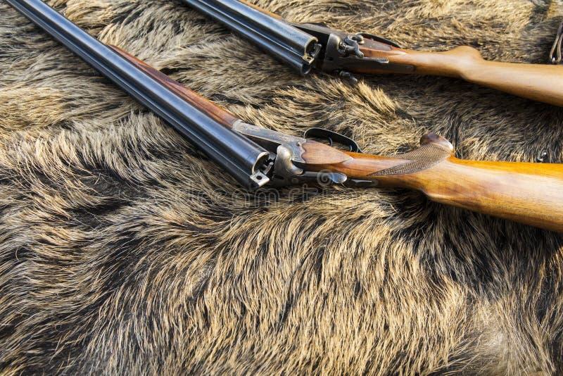 Shootgun стоковые фотографии rf