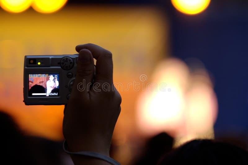 Shooting photo stock photography