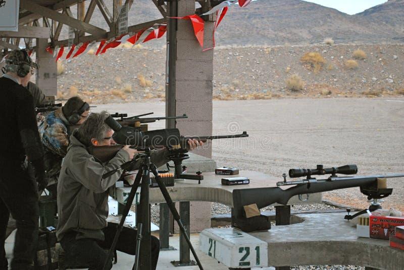Shooting At SHOT Show Las Vegas