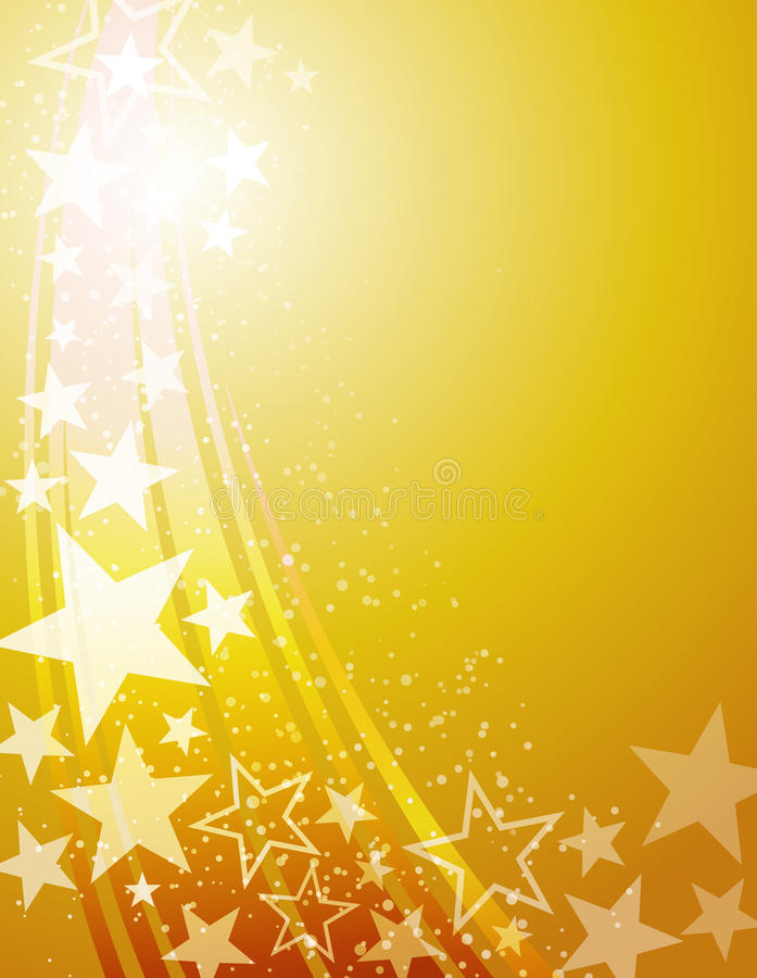 Free Shooting Star Background Royalty Free Stock Photos - 45111128