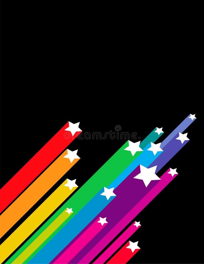 Download Shooting Stars stock vector. Image of artwork, star, motion - 5564846