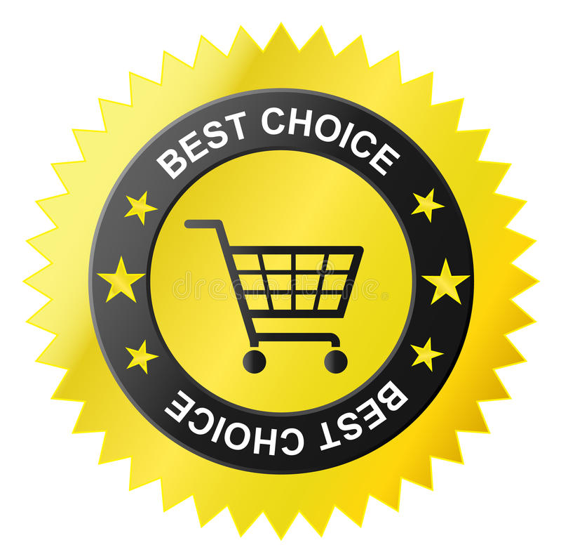 Shop basket icon,. Golden shop basket icon, Best sale stock illustration