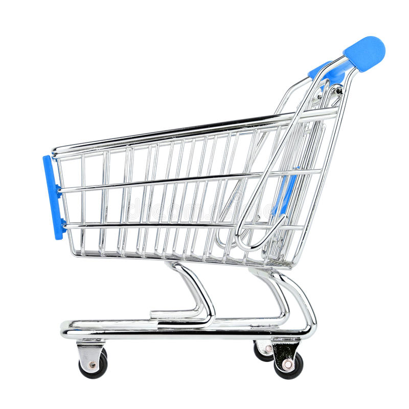 Free Shop Cart 1 Stock Images - 19374824