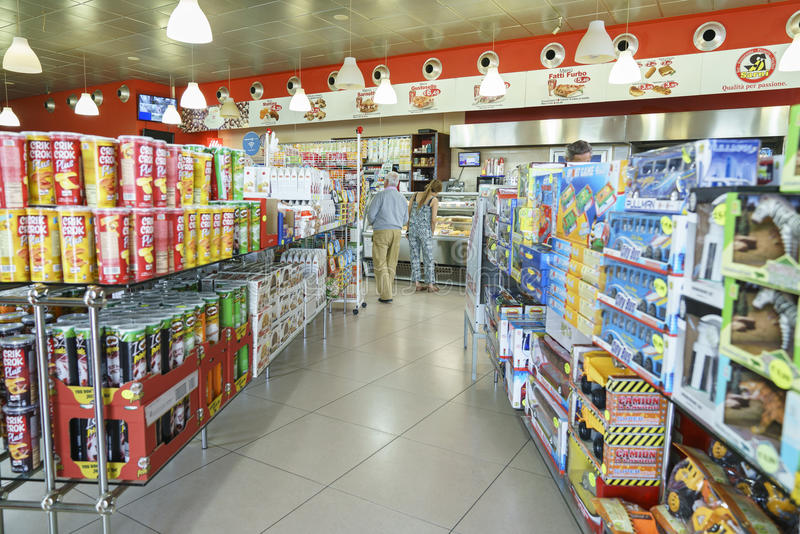 Gas station store interior editorial stock photo image of for High resolution interior images