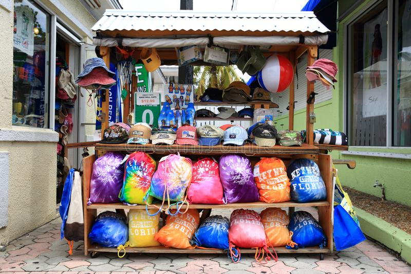 Shop in Key West, Florida USA stock photography