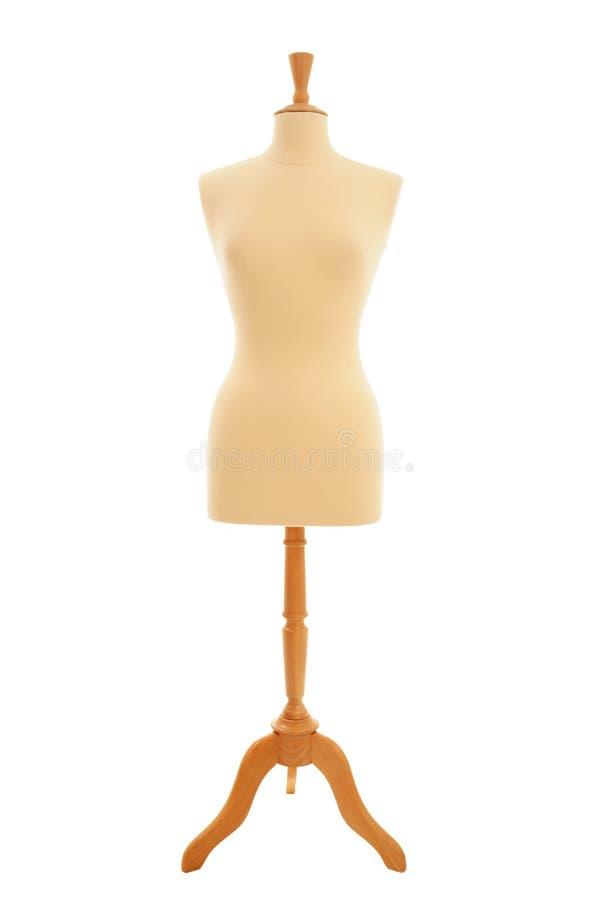 Shop Mannequin stock image