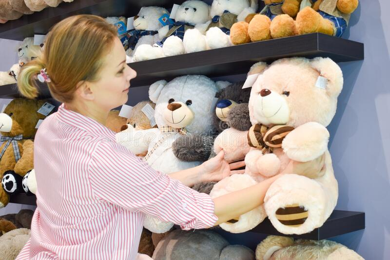 911 Soft Toys Woman Photos - Free & Royalty-Free Stock Photos from  Dreamstime