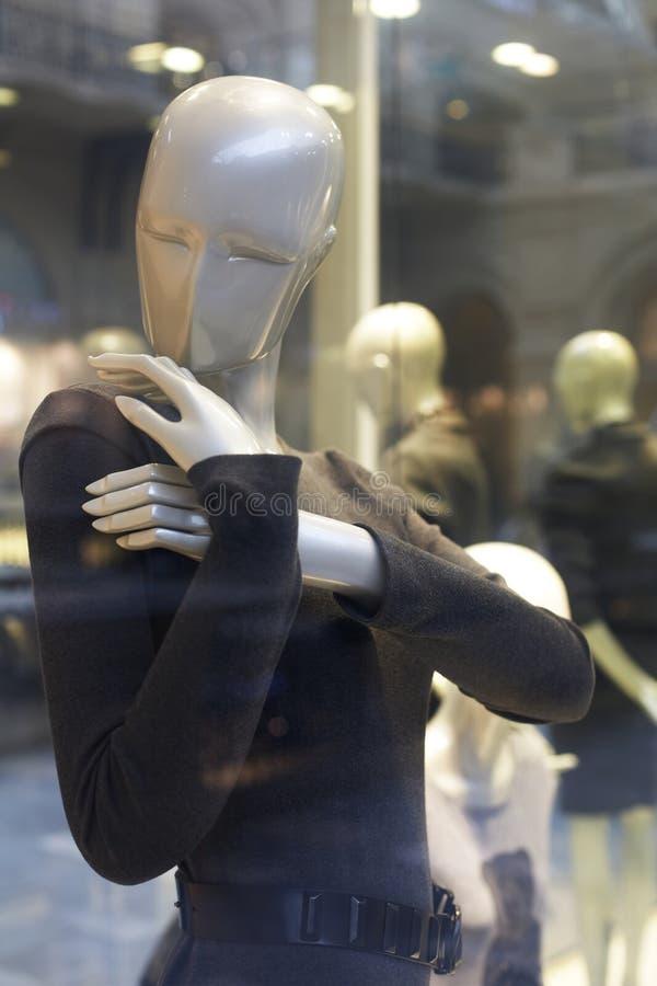 Shop Window Stock Images
