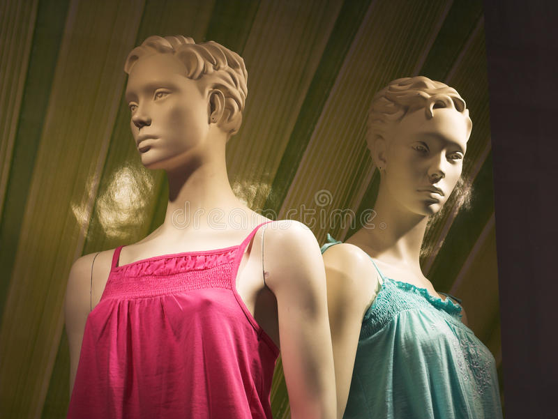 Download Shop-window stock image. Image of clothing, elegance - 32490285