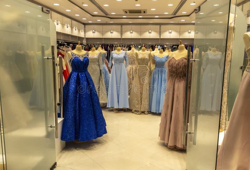 Women Wear Shop - Dubai Mall Editorial Image - Image of