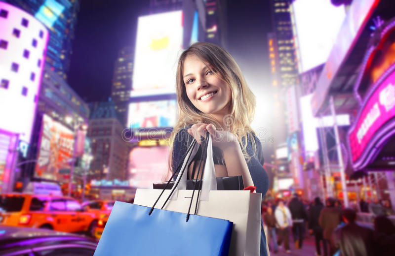Download Shopaholic Royalty Free Stock Photo - Image: 16852865