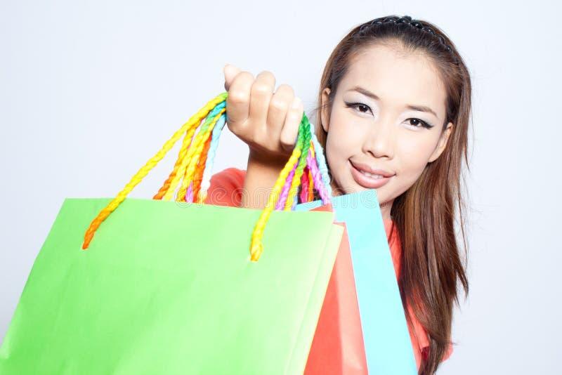 Download Shopaholic stock photo. Image of lifestyle, elegant, lady - 22307886