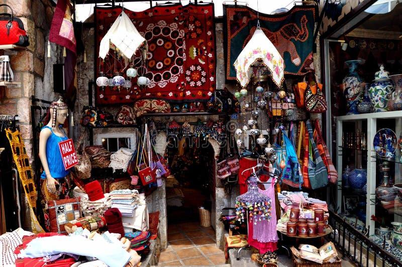 shopfront Τούρκος στοκ εικόνες