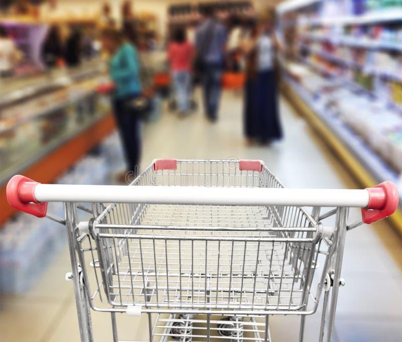 Shoping fura zdjęcia royalty free