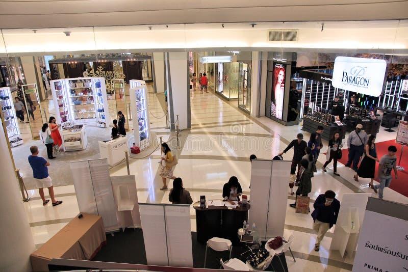 Shoppa i Bangkok royaltyfri bild