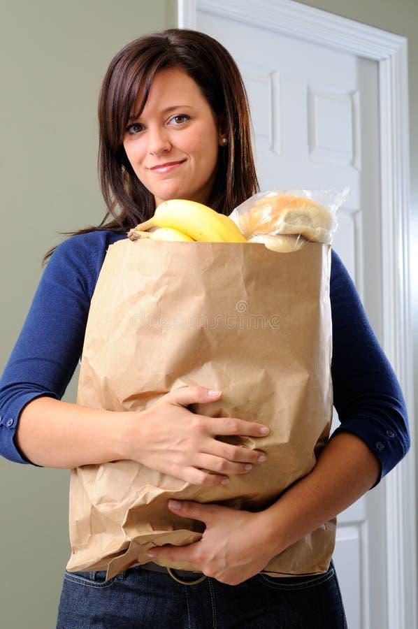 shopper στοκ φωτογραφία με δικαίωμα ελεύθερης χρήσης