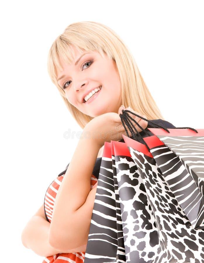 Download Shopper stock image. Image of customer, carefree, girl - 42164375