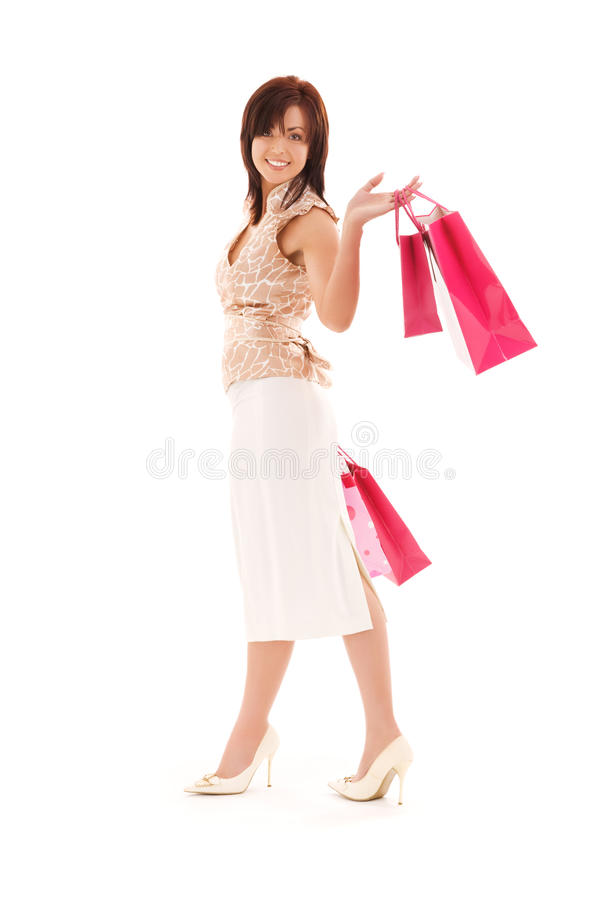 Download Shopper stock photo. Image of holding, casual, fashion - 42164416