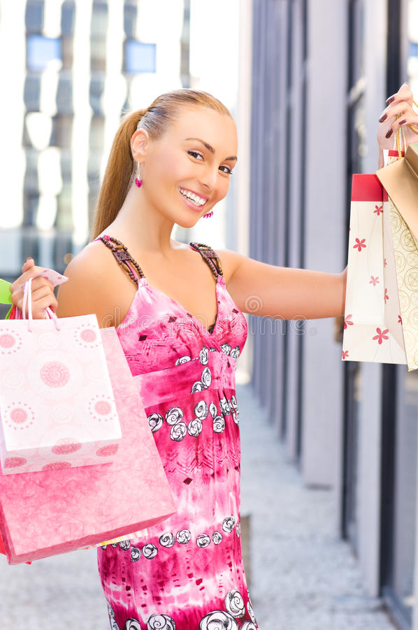 Download Shopper Stock Photo - Image: 42164186