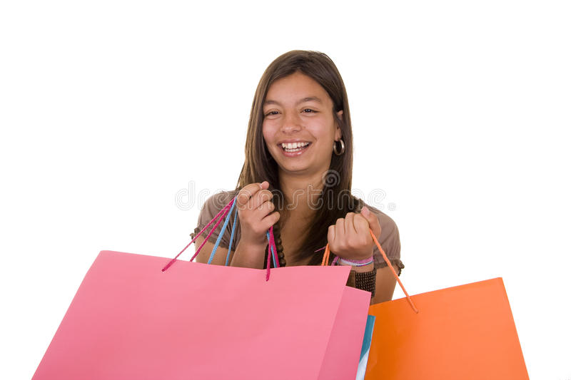 Download Shopping stock image. Image of happiness, hair, mall - 10579981