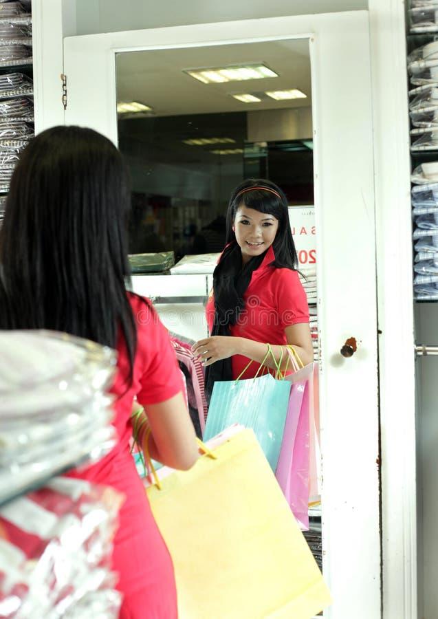 Download Shopping stock photo. Image of shopping, female, elegance - 13768080