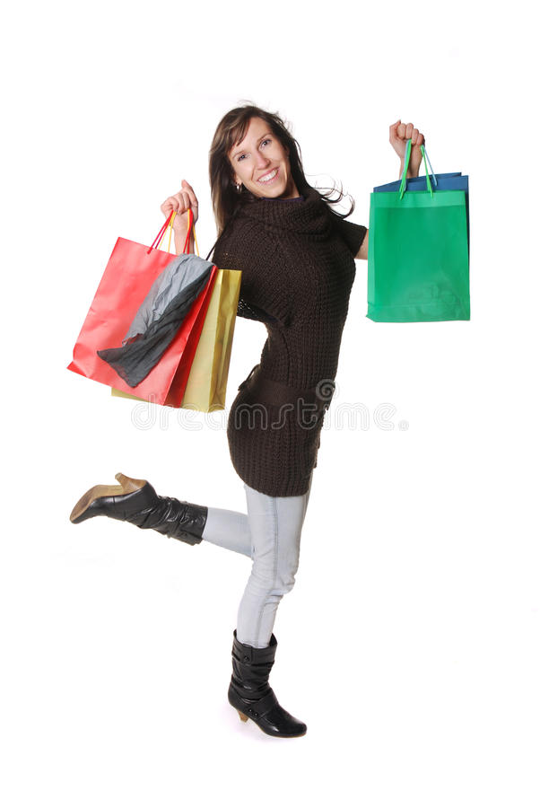 Shopping royalty free stock photography