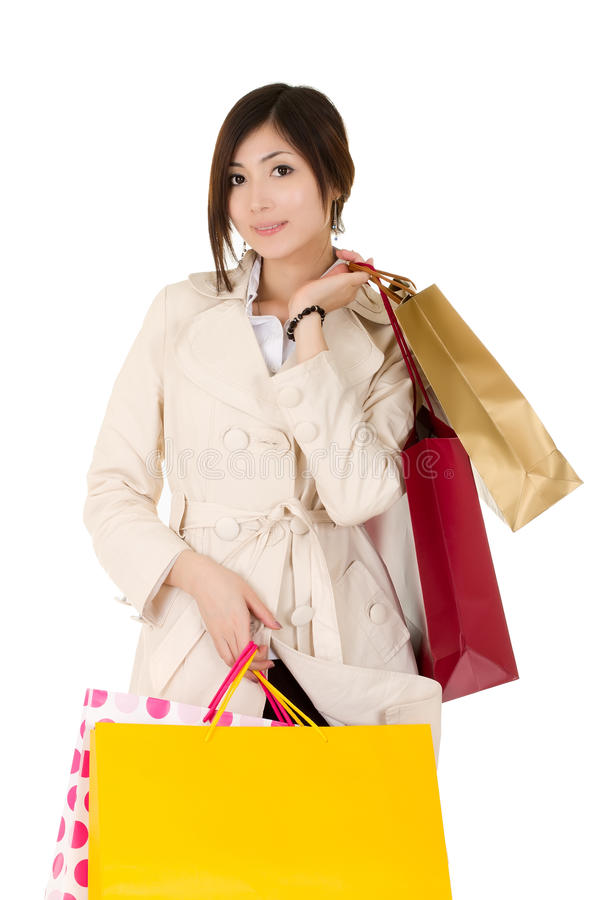 Download Shopping stock photo. Image of expression, chinese, attractive - 17227696